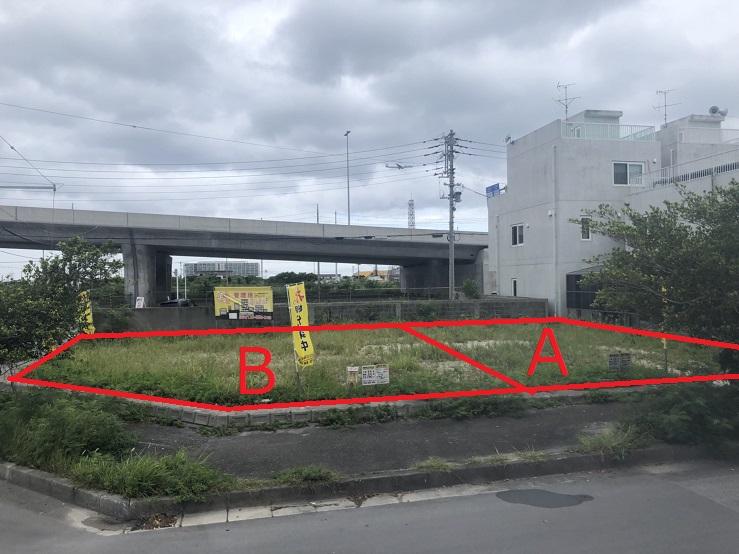 糸満市西崎 A号地 40坪 | 沖縄物...