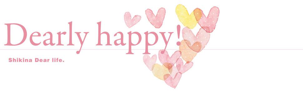 Dearly happy!