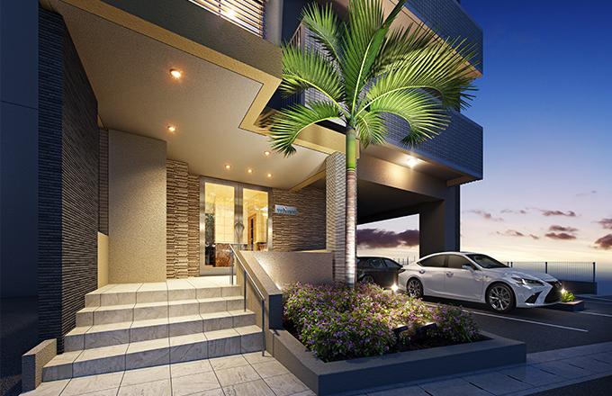高性能なセキュリティが物語る「邸宅品質」