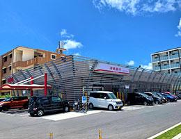 沖縄銀行なかぐすく支店